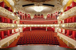 Antonín Dvořák Theatre | THE NATIONAL MORAVIAN - SILESIAN THEATRE