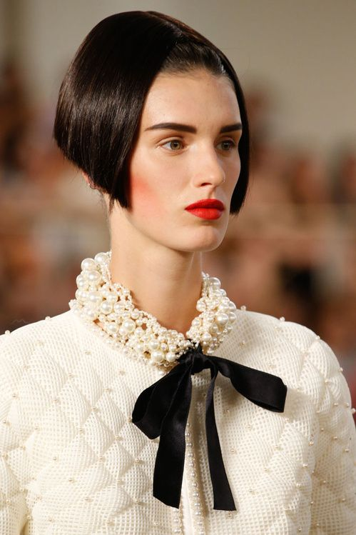 Jewelry Trends: Haute Couture Fall/Winter 2015-2016 | Vogue Paris