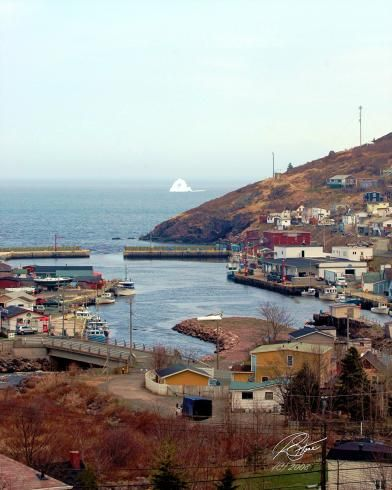 The Petty Harbour Gut _ Petty Harbour , Newfoundland Photography by Stone Island Photography