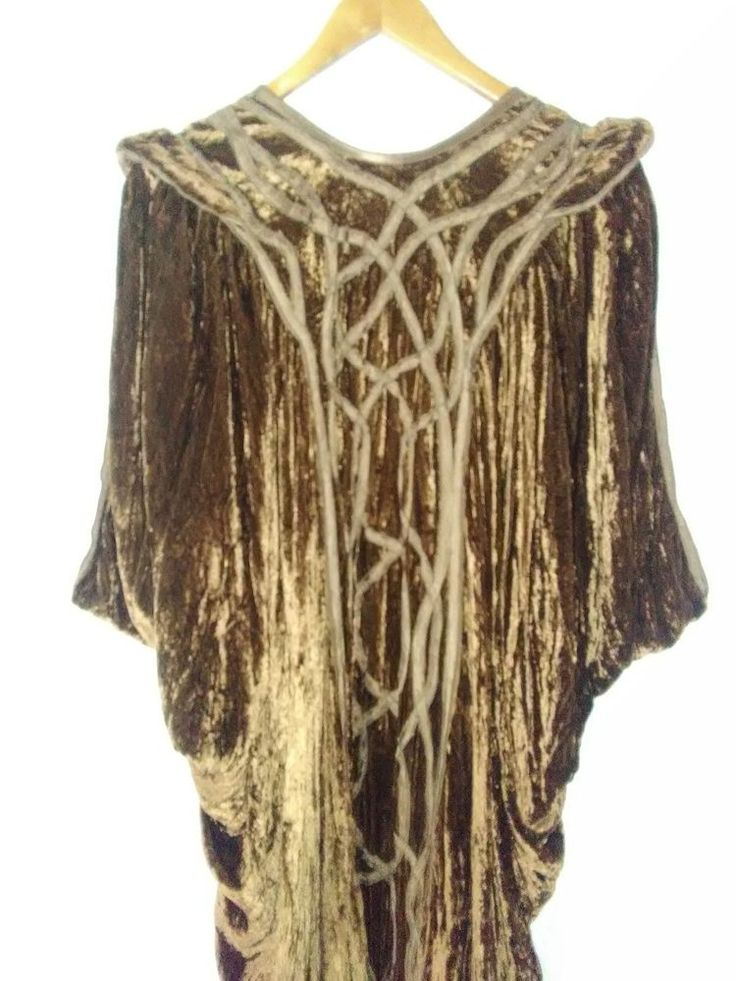Womens Plus Size Vintage Laise Adzer Silk Velvet Embroidered Cocoon Jacket 1X 3X #Laiseadzer #BoleroShrug