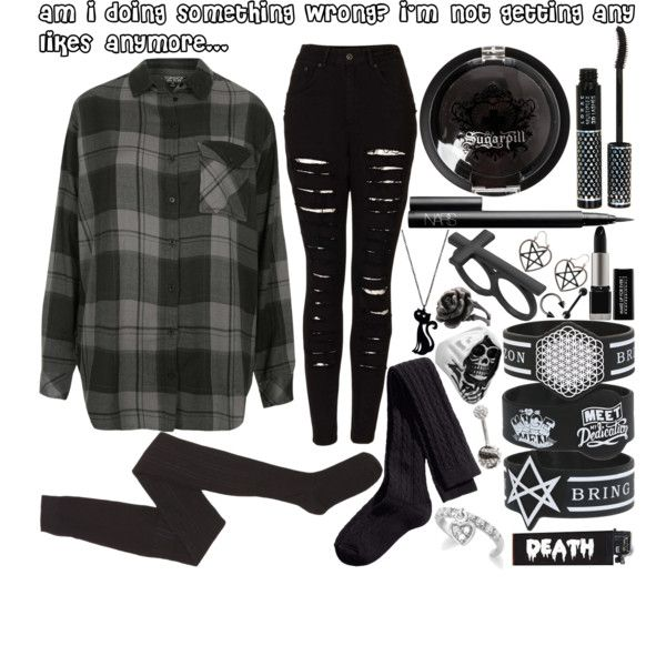 225 Best Images About Emo Outfits On Pinterest