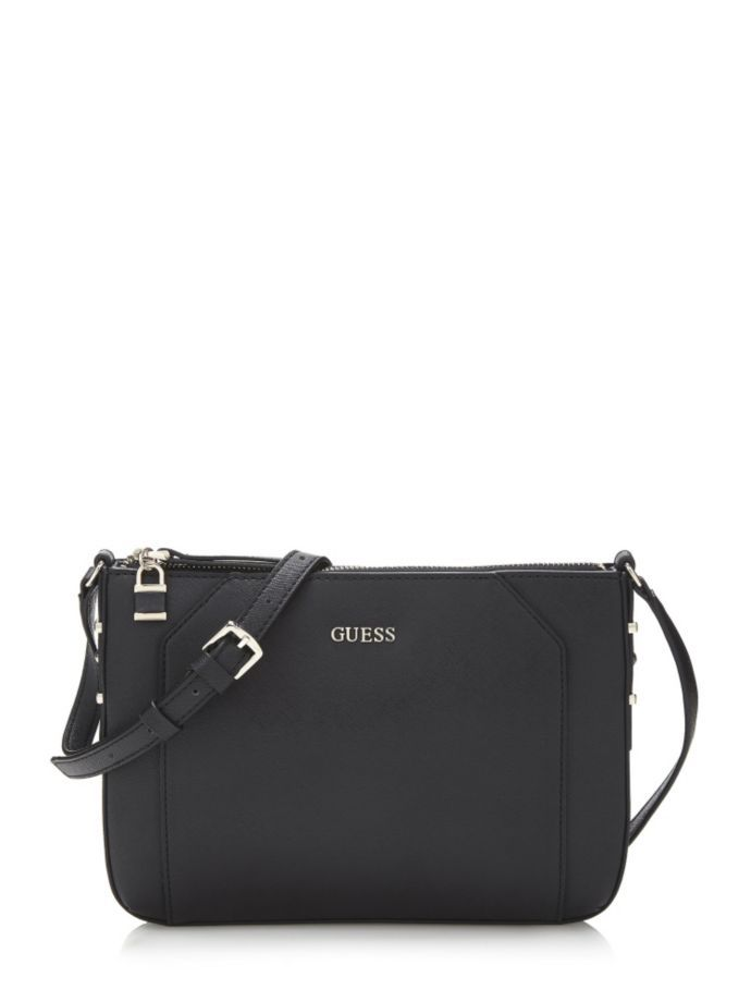 EUR85.00$  Watch here - http://viqjl.justgood.pw/vig/item.php?t=ijskk8757414 - GIA SAFFIAN-LOOK CROSSBODY BAG