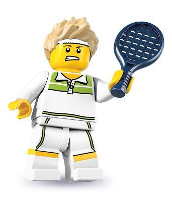 LEGO Minifigures Series 7: Tennis Ace