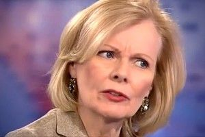 """Peggy Noonan's border nonsense: Her bizarre view of how """"normal people"""" experience this crisis"""