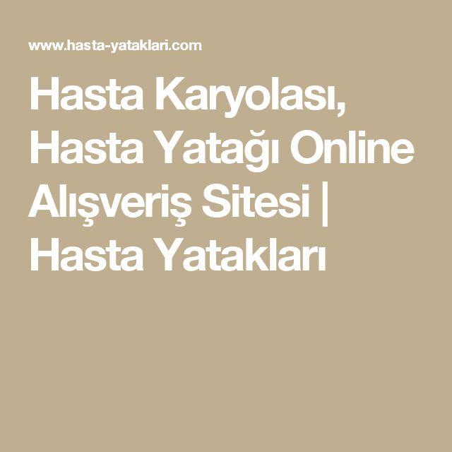 Hasta Karyolası, Hasta Yatağı Online Alışveriş Sitesi | Hasta Yatakları