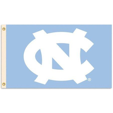 North Carolina TAR Heels 3'x5' Flag, Multicolor