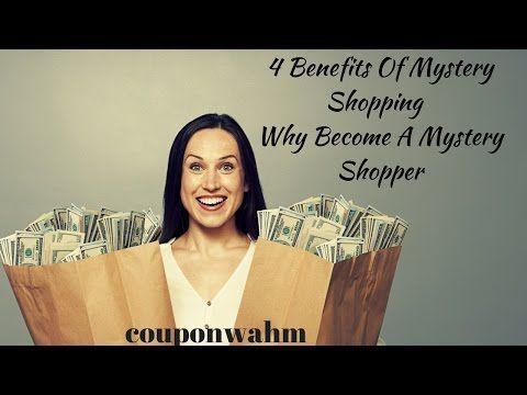 Earn Money Becoming a Mystery Shopper