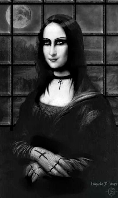 Monalisa Gothic