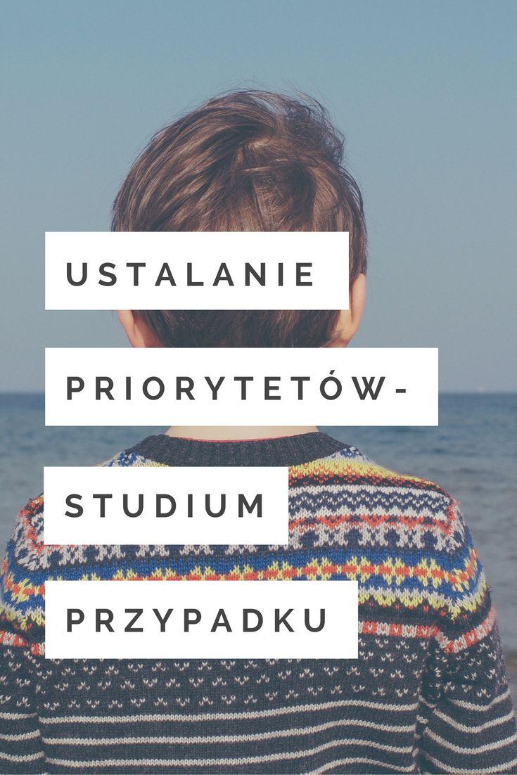 Ustalanie priorytetów - studium przypadku. - Typewriterka