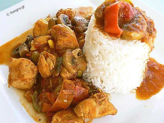 Kitchen Stori.es: Κοτόπουλο Πικάντικο