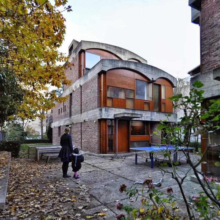 961 best le corbusier images on Pinterest Le corbusier, Architects - maison france confort brignoles