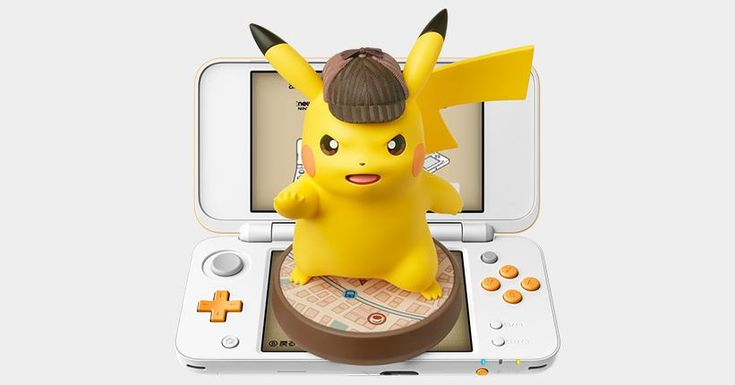 Detective Pikachu is heading West, and he's getting his own amiibo  ||  Someone needs to buy me this amiibo please https://www.polygon.com/2018/1/12/16881870/detective-pikachu-game-trailer-english-release-date?utm_campaign=crowdfire&utm_content=crowdfire&utm_medium=social&utm_source=pinterest
