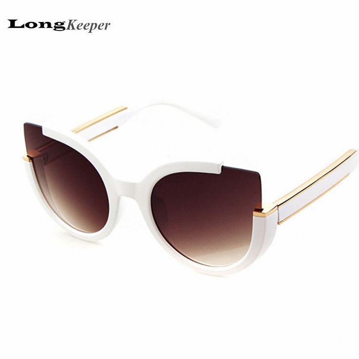 $21.45 (Buy here: https://alitems.com/g/1e8d114494ebda23ff8b16525dc3e8/?i=5&ulp=https%3A%2F%2Fwww.aliexpress.com%2Fitem%2FFashion-Novelty-Sunglasses-Cat-Eye-Sunglasses-Star-Style-Retro-Sunglasses-for-Women-Vintage-Sun-Glasses-2016%2F32634051876.html ) Fashion Novelty Sunglasses Cat Eye Sunglasses Star Style Retro Sunglasses for Women Vintage Sun Glasses 2016 New Designer LKP18 for just $21.45