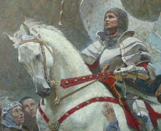 the life and times of joan of arc Joan of arc  once english soldiers burned the village church two other times  joan  the voice called her joan the maid and told her to live a virtuous life.