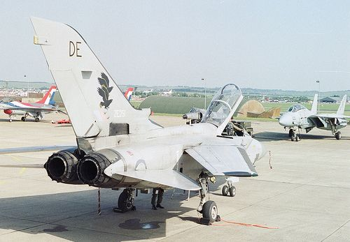 Air Tattoo International, RAF Boscombe Down - UK, June 13 1992.