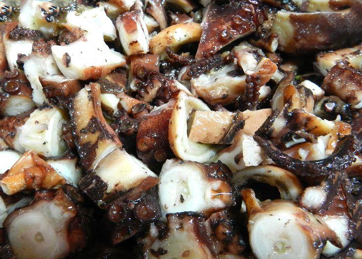 polpo lesso #ricettedisardegna #sardegna #sardinia #food #recipe #cucinasarda