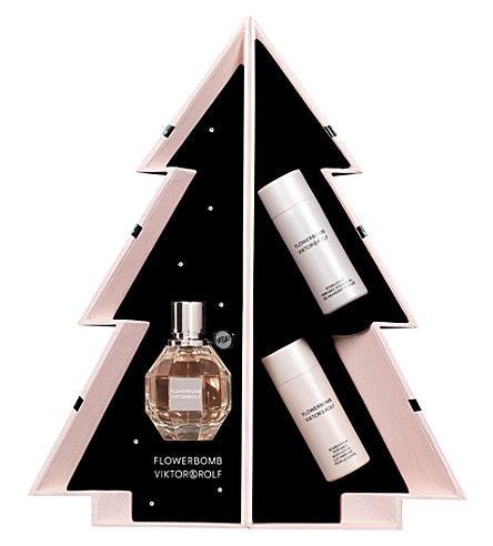 VIKTOR & ROLF Flowerbomb eau de parfum Christmas gift set