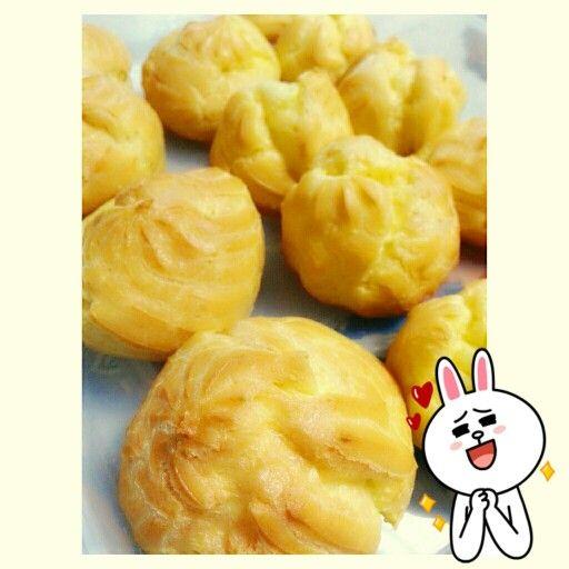 Choux #choux #puff #yummy ♥♥♥
