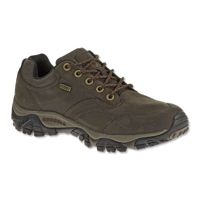 Just found this Merrell Waterproof Hiking Shoes For Men - Merrell%26%23174%3b Moab Rover Waterproof -- Orvis on Orvis.com!