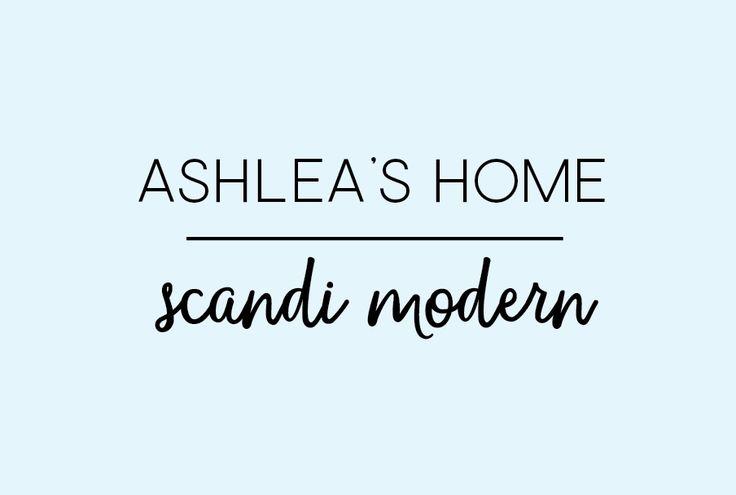 Scandi Modern home inspiration