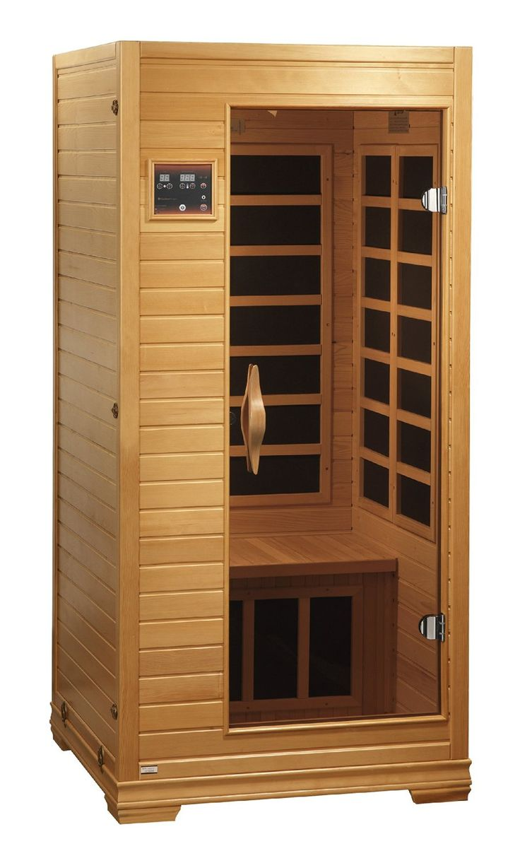 Enjoy the convenience of operating a Better Life Saunas with our dual (interior and exterior) soft touch control panel and LED display featuring sauna temperature and time functions ~ http://walkinshowers.org/best-infrared-sauna-reviews.html