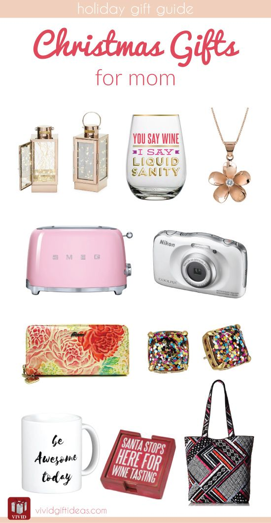 Awesome Christmas Gifts For Mom Part - 46: Christmas Holiday Gift Guide For Mom