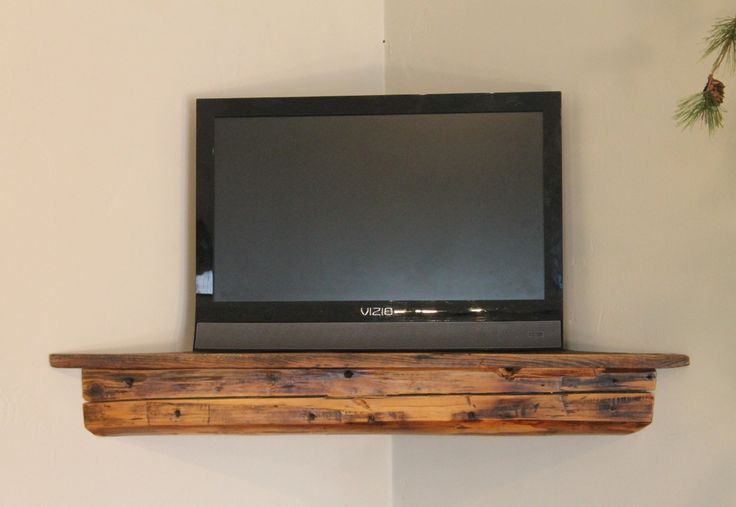 c30 30 reclaimed barn beam pine corner shelf antique. Black Bedroom Furniture Sets. Home Design Ideas