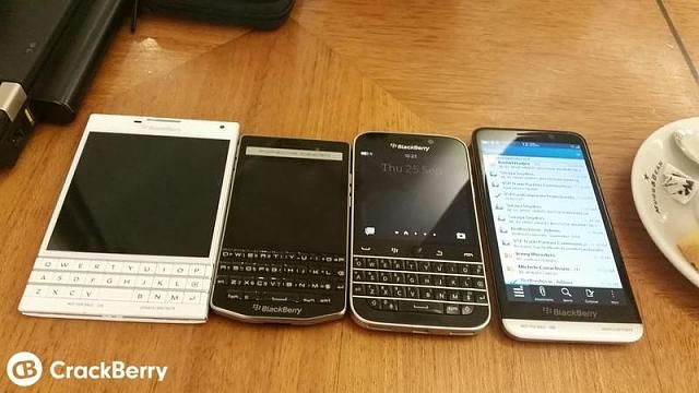 BlackBerry Classic observation - BlackBerry Forums at CrackBerry.com