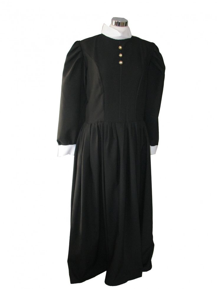 Ladies Victorian Maid Fancy Dress Costume Image