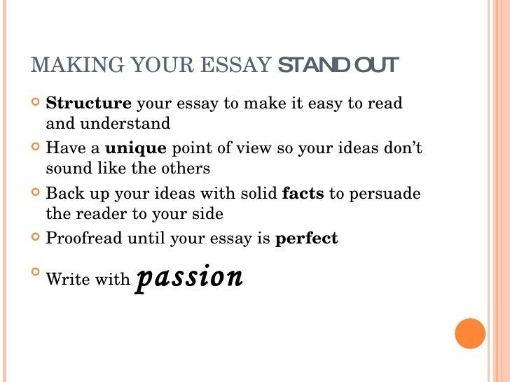 hgs essay topics