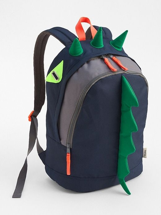 ccb1b56532 Gap Boys Dino Backpack True Indigo