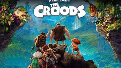 wisbenbae: Preview The Croods: Film Animasi 3D Dengan Latar Belakang Jaman Purba