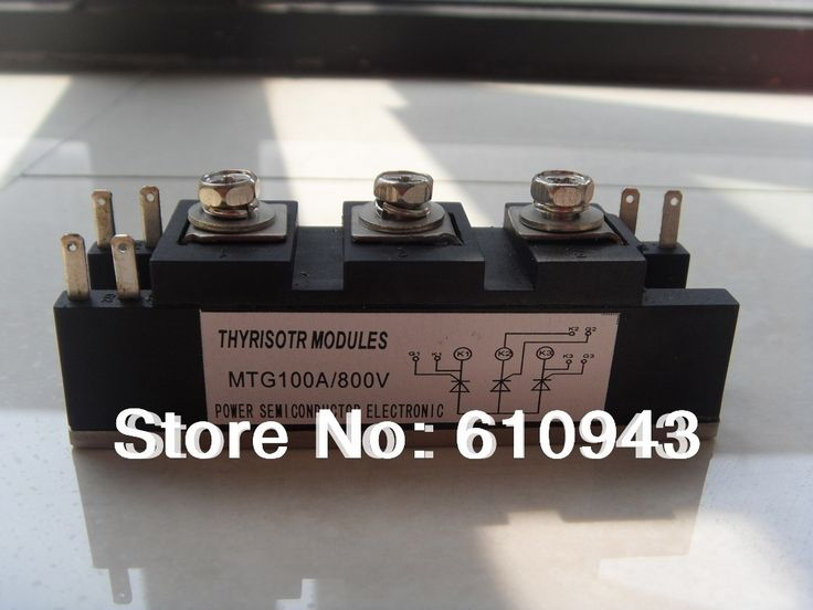 27.39$  Buy here - http://ai8y6.worlditems.win/all/product.php?id=626996759 - MTG100A 600V thyristor module (non-insulation type, special for welder)
