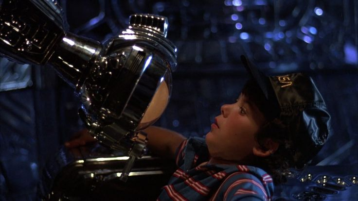 Flight of the Navigator disney - Google Search