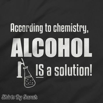 Shop Funny Chemistry Shirts on Wanelo
