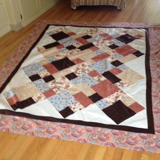 8 Best Quilt Take Five Images On Pinterest Quilt Block