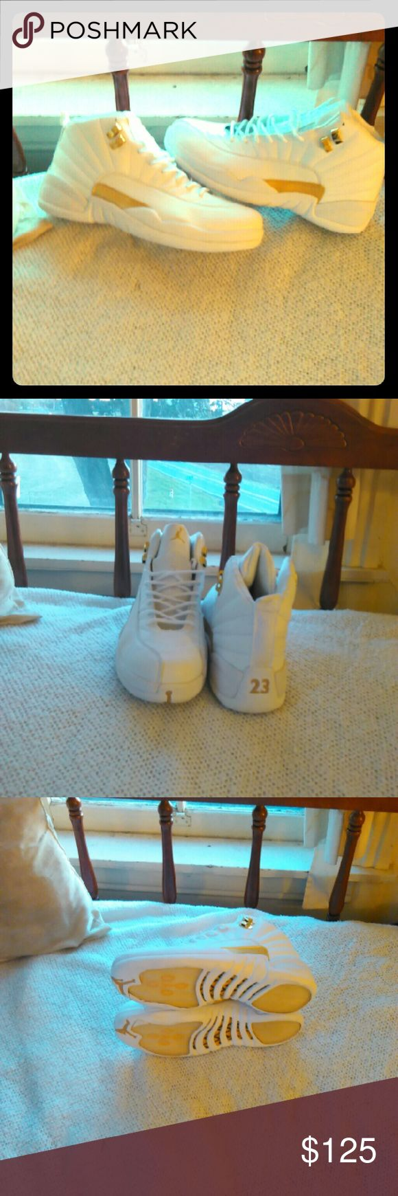 Jordan 12 ovo Size 10 Reps Jordan Shoes Athletic Shoes
