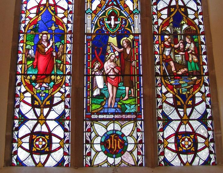 Drive to Coles Bay, see the Stained Glass Windows of the Buckland Church. Article by Margaret Morgan for Think #Tasmania.