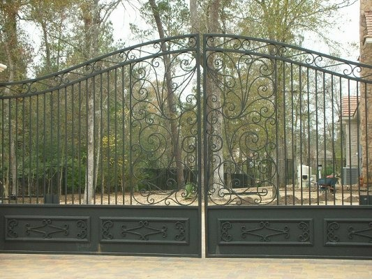 12 Best Images About Metal Gates On Pinterest