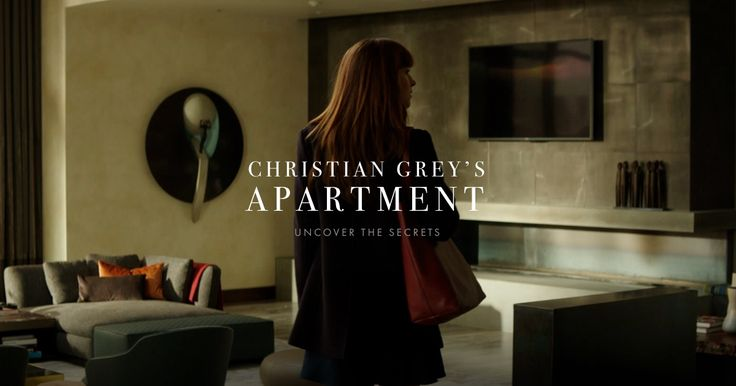 Explore the intimate corners of Christian Grey's penthouse for a glimpse of life at home with Grey.