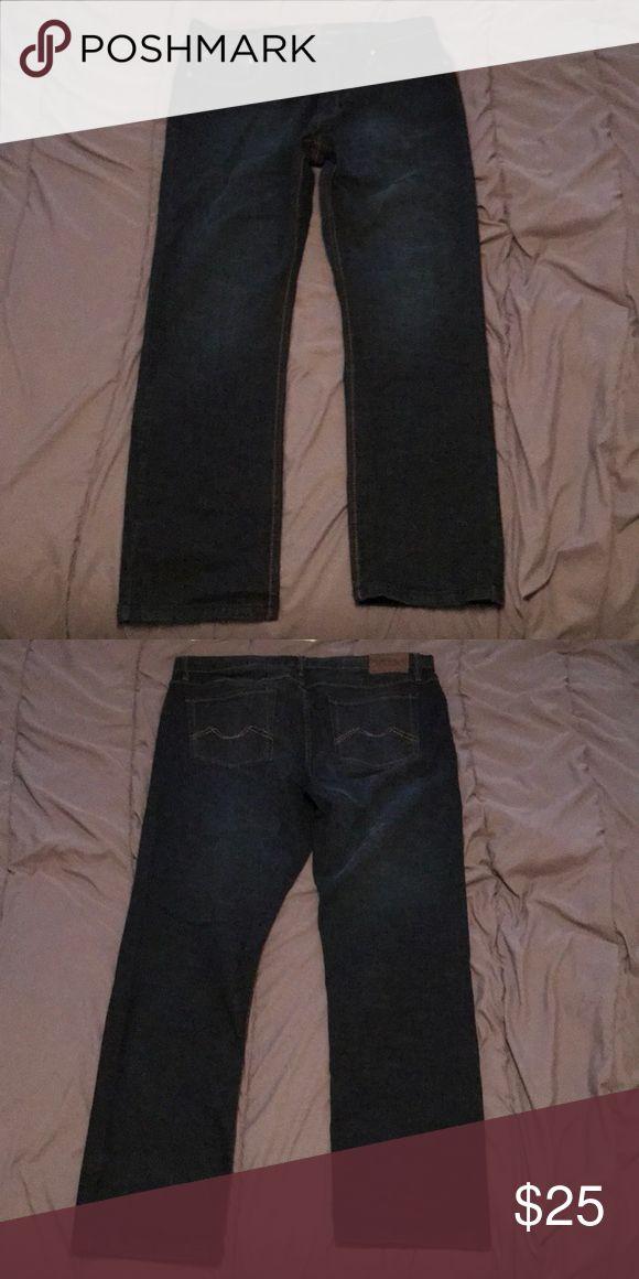 Urban Star Jeans Drk Blue W40 L32 Like new condition. Nice jeans. Urban Star Jeans Relaxed