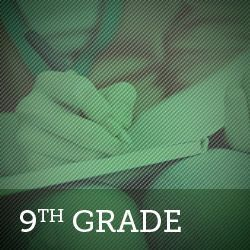Checklist for what to do in 9th grade to prepare for college.