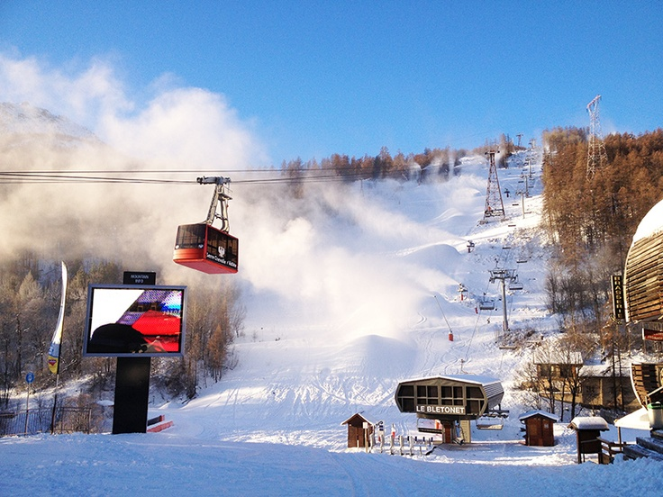 serre chevalier cable cars gondolas pinterest ski lift ski and cable. Black Bedroom Furniture Sets. Home Design Ideas