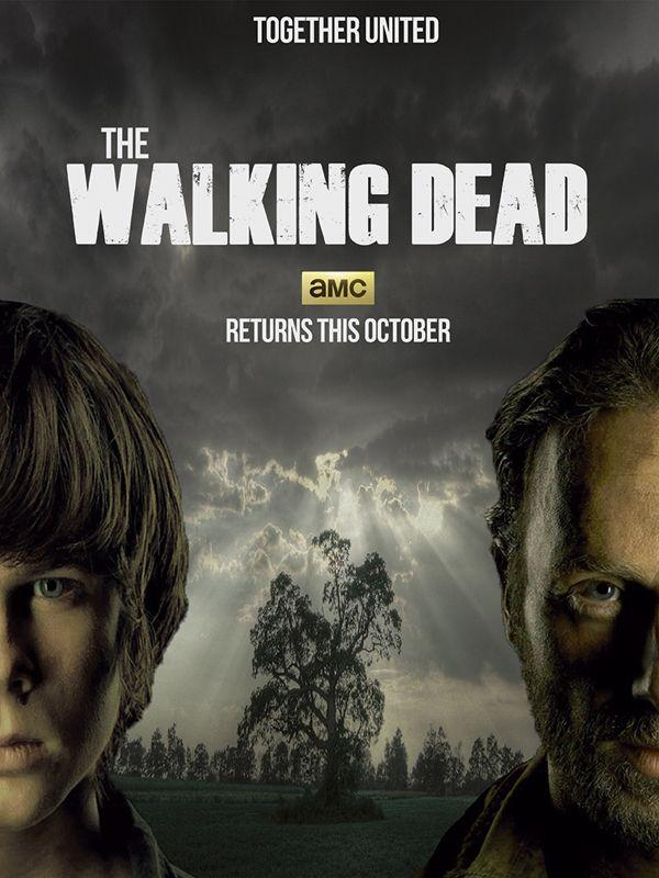 walking dead season 5   The Walking Dead – Season 5 (S05) [Temporada 5] (Ingles + Subtitulos ...
