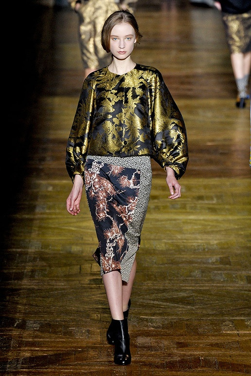 { Dries Van Noten }
