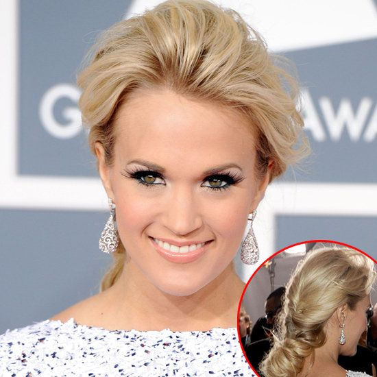 carrie underwood without makeup | Carrie Underwood's Hair ...