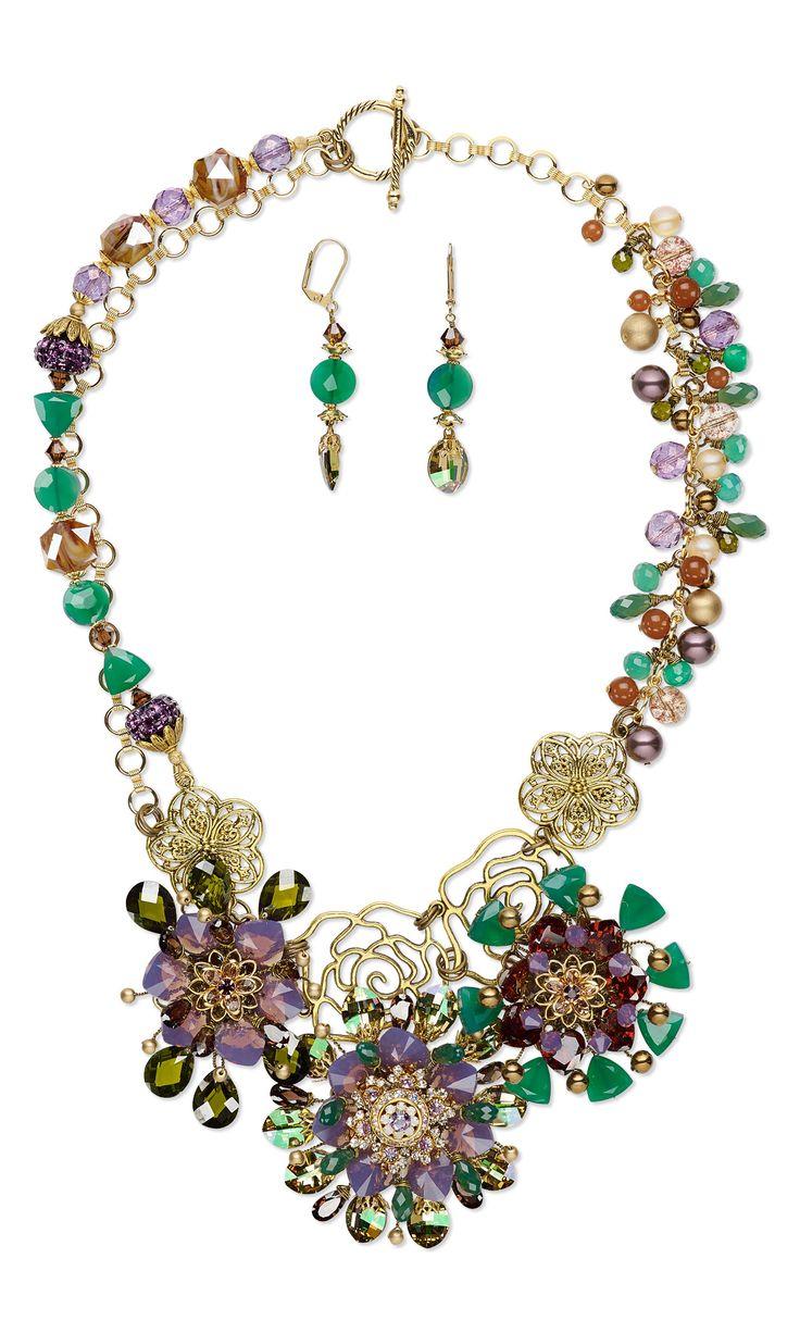 38 best bead weaving images on Pinterest | Beaded jewelry ...