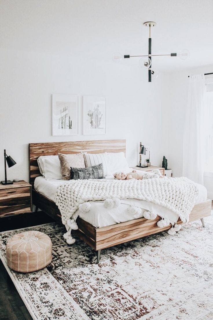 Hygge Is A Danish Word That Translates Into A Quality Of Coziness That Makes A Person Feel Pleased Ha In 2020 Simple Bedroom Decor Simple Bedroom Small Master Bedroom