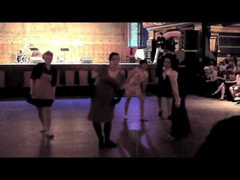 Followlogie 2011 - Cabaret Competition 1st place - The W Project performs DINAH