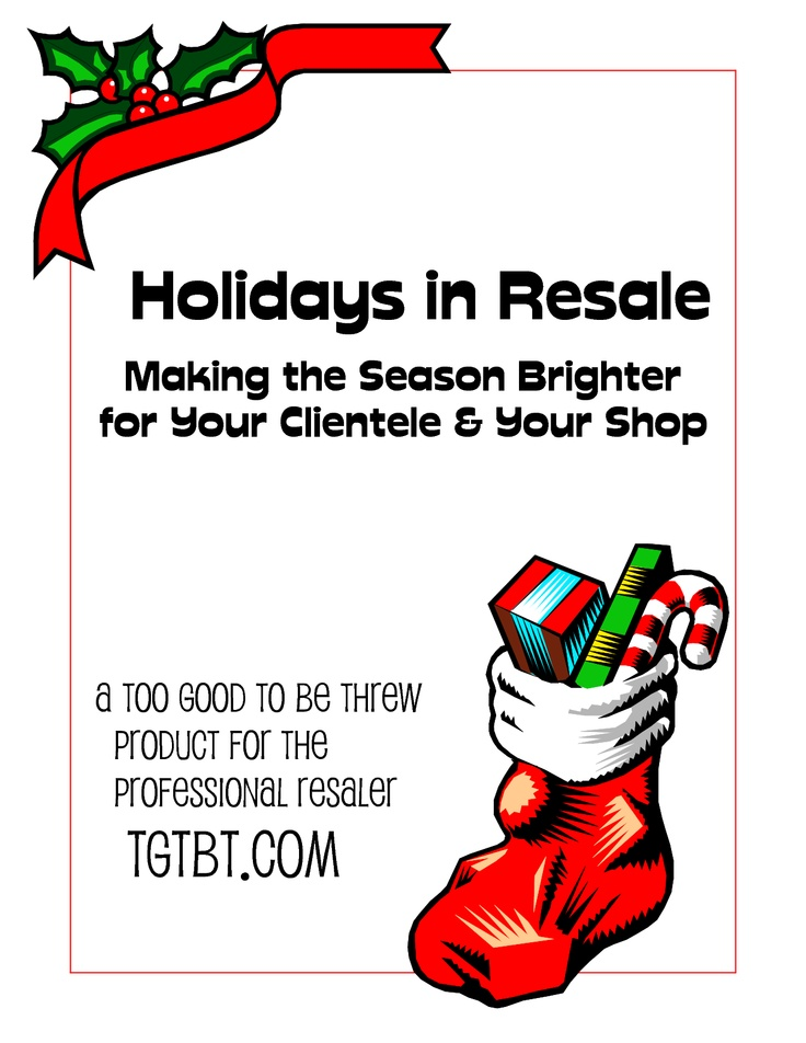 Turn your resale or consignment shops slow season into happy ...